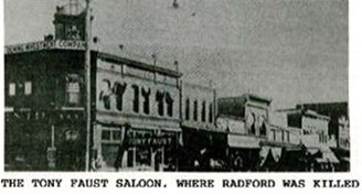 The Tony Faust Saloon