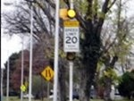 School Zone Light