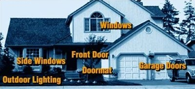 Home protection zones