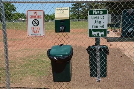 Meadowlake Dog Park Other Signs