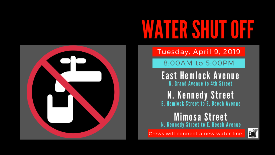 2019-04-09 Water Shut Off Kennedy