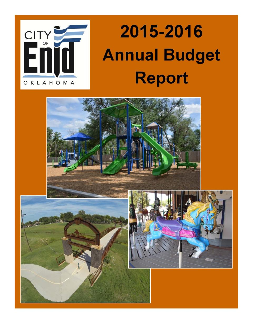 2015-2016 Budget Cover