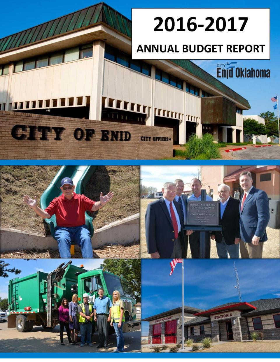 2018-2019 Budget Cover