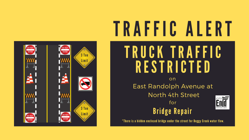 2019-04-12 Restricted Traffic