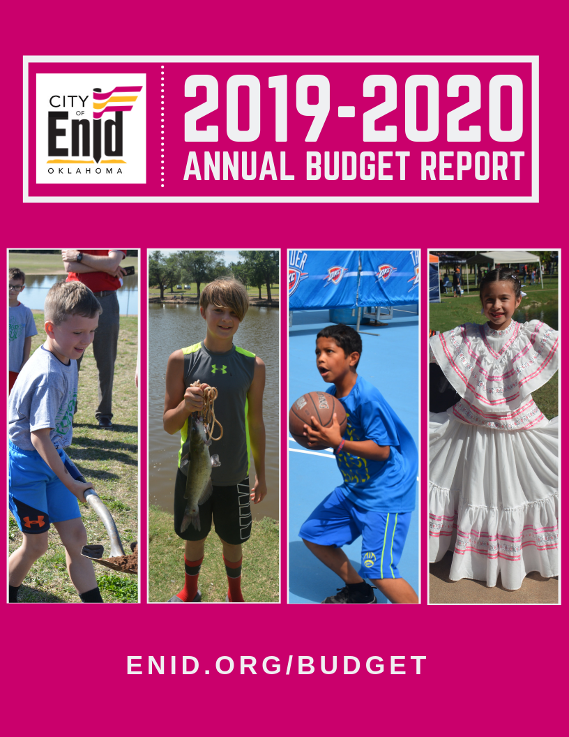 2019-2020 Budget Cover