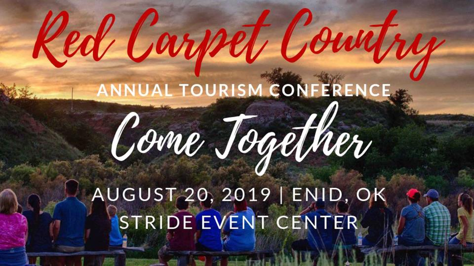 2019 Red Carpet Country Annual Tourism Conference Flyer