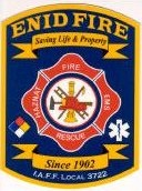 Fire Department badge