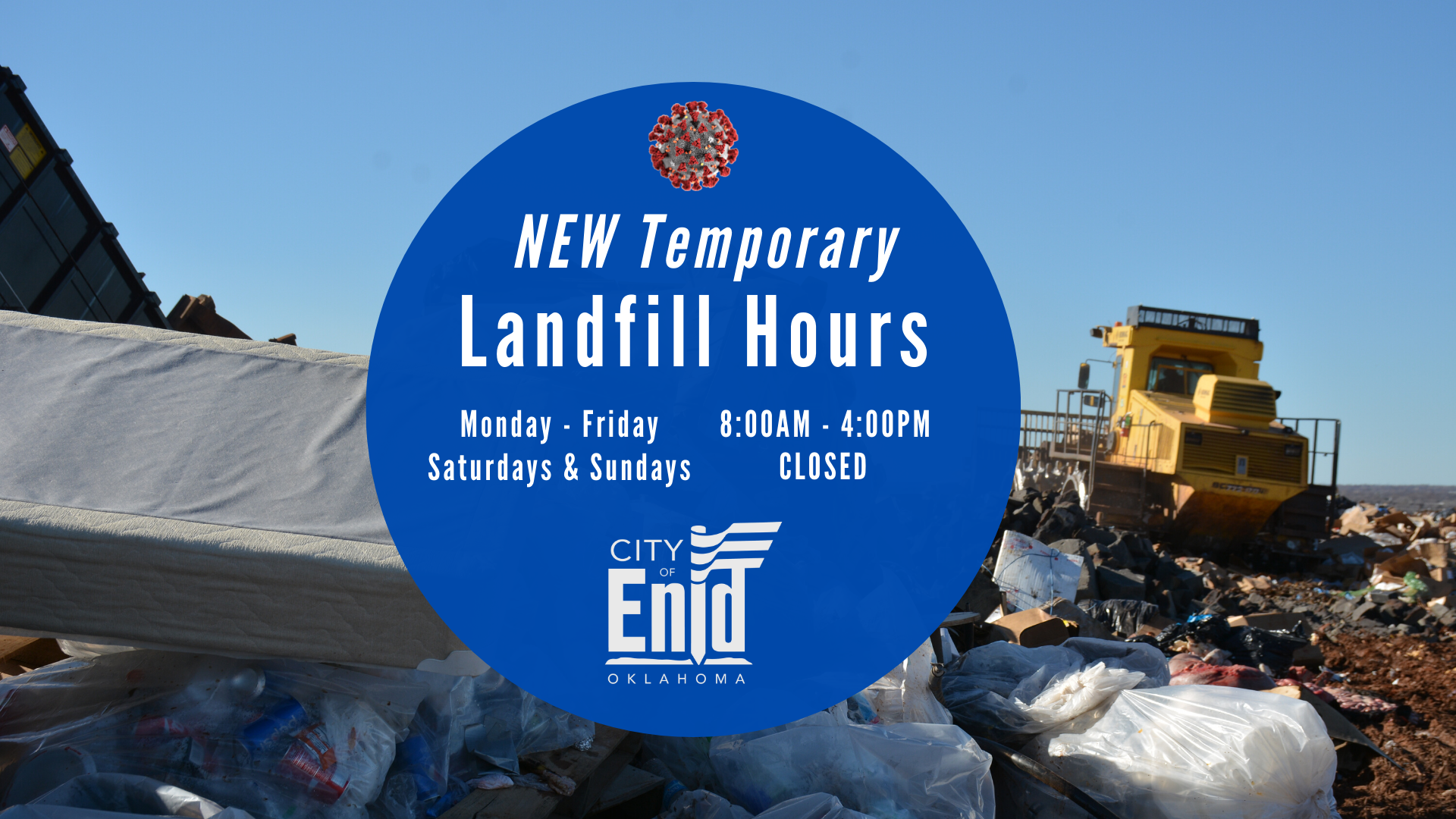 2020-03-30 Landfill Hours