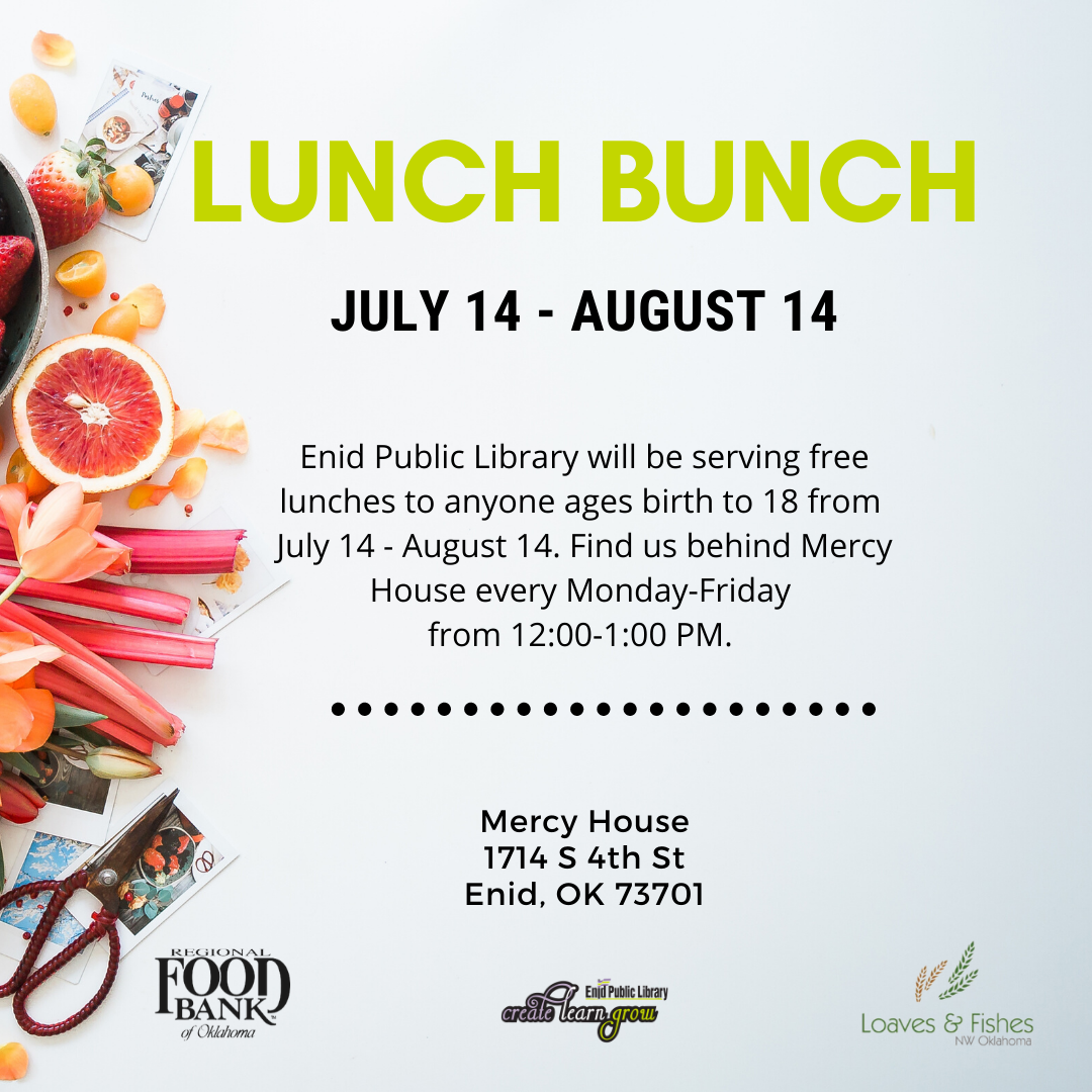 Lunch Bunch Free Meal Program Update